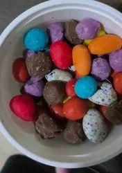 Mengo Strawberry Malai Pan Almond Dragees Chocolates, 10