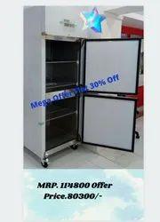 Medium Double Door Vertical Freezer