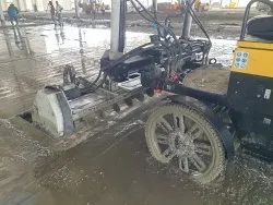 Commercial Building Laser Screed Concrete Flooring Service