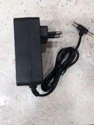 Black Plastic Adapter, For CCTV Camera