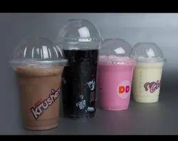 Shake Disposable Glass