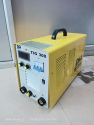Portable tig arc welding machine