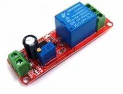 Ne555 Delay Timer Switch Adjustable 0 10 Sec 12v Relay Module