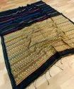 6.3 M (with Blouse Piece) Pure Cotton Handloom Saree