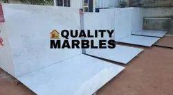 Quality marble Wonder White Marble Big Slab