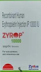 Recombinant Human Erythropoietin Injection IP 10000IU