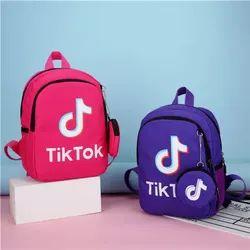 Unisex School Backpack For Kids Boys And Girls School Bag Manufacturering