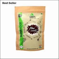 Natural Flax Seeds (sortex), For Cooking, Packaging Size: 5kg To 50kg