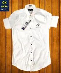 Plain Shirts & T-Shirts Mens Ck Brand Shirt