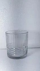 Transparent Old Fashion Drinking Glasses, For Home