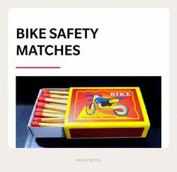 Bike Safety Matches