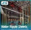 Stainless Steel Water Ripple Sheet