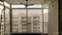 Balcony cover