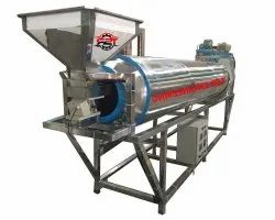TSR Stainless Steel Moong dal dryer machine, Capacity: 150kg