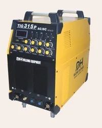 Tig And Arc 3 Phase Welding Machine