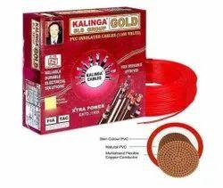 Kalinga Gold Wire 1.5 Sqmm 90 Mtr