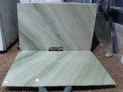 Katni Beige Green Marble
