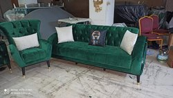 Bling Furnishings Wooden 3,1 Sofa, Living Room