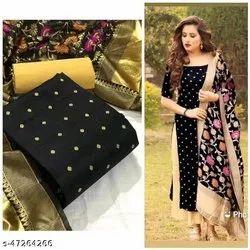 Salwar Suits And Dress Material