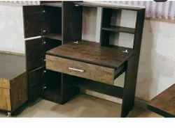 Wooden Square Study table
