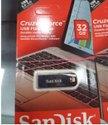 SanDisk 32 GB cruzer Force USB  Flash drive