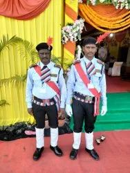 Corporate Male Security Guard Service For Industries, in Nagpur,Amravati