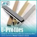 MSI Brand Stainless Steel Patti - V Groove Cut