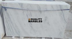 Quality marble Agaria white slabs