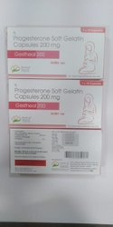 Progesterone 200 Mg Capsule