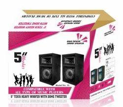 Die-Cut Custom Printed Speaker Packing Box, Weight Holding Capacity (Kg): >10 Kg