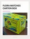 FLORA PREMIUM SAFETY MATCHES