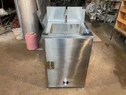 Stainless Steel Foot Operated Wash Basin