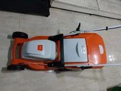 Rotary lawn mower
