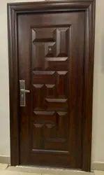 Single Door Interior Mild Steel Security Doors
