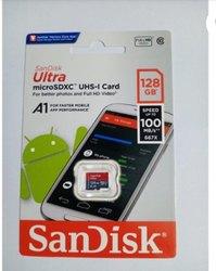 SanDisk 128 GB ultra microSD UHS-l card