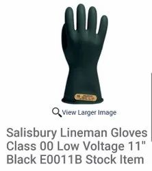Honeywell Shockproof Electrical Rubber Hand Gloves