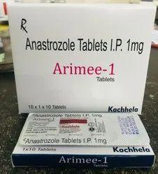 1 Mg Anastrozole Tablets