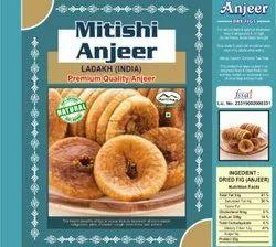 Kashmiri anjeer, Packaging Type: Box