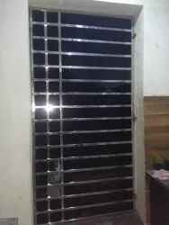 Silver Steel greel, For Residential