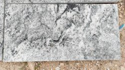 Polished Viscon White Granite Tiles, For Wall Tile, Thickness: 10-15 mm