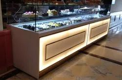 Sweet And Cake Display Counters