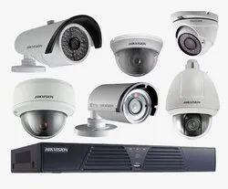 Hikvision 6 Camera Set