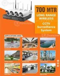 Truview 700mtr. Wireless Camera