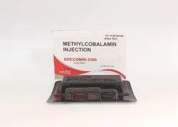 Methylcobalamin Injection 2500