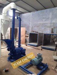 Impact Pulveriser For Saw Dust
