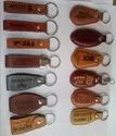 Leather Promotional Keychains