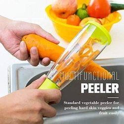 Multifunctional Peeler
