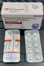 Trihexyphenidyl Hcl Tablets