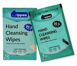 Hand Cleansing Wipes