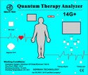 Health Tech 8G Quantum Resonance Magnetic Analyzer With Therapy